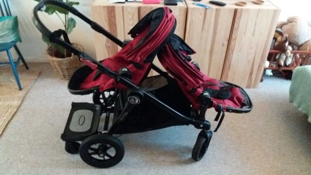 City Select Baby Jogger With Glider Board In Winchester Hampshire Gumtree