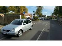 Volkswagen Lupo, 2002 (02 Reg), Petrol, Manual, 135,000 miles, MOT til June 2017