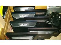 """Quality 17"""" LCD Monitors Excellent as new condition only £15 all cables included"""