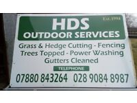 HDS out door services