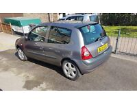 Very good condition reliable Renault Clio 1.2