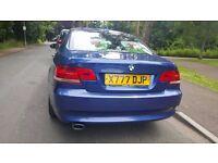 BMW 320D MSPORT MY LOVELY CAR!!