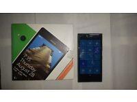 Nokia 735 used sim free good condition.