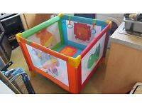 fold up childs playpen