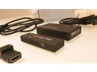 IDX - CW1 transmitter / Receiver