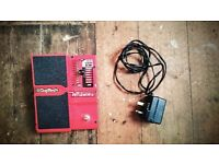 Digitec whammy 4 Pedal with adapter (mint condition)