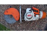 Stihl saw/REDUCED PRICE FOR QUICK SALE