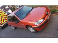 Peugeot 106 1.1 cheap car