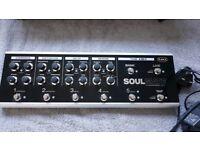 T REX Soulmate. Guitar effects unit.