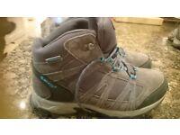 Hi-tec boots (size 8).good quality , hardly worn .