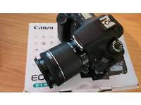 DSLR Canon 60D including Lens
