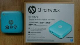 ( Chromebook ) For TV HP CHROMEBOX 4GB RAM HDMI, get back the websites that KODI was blocked from.