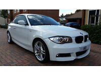 BMW 1 Series 120d M Sport 2dr Diesel Manual Coupe - Low Mileage