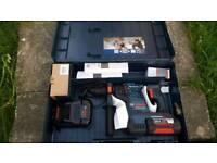 Brand new Bosch 36v cordless sds hammer drill