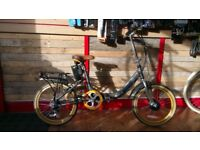 Hopper 2 - Electric bicycle , folding bike, E-bike (Brand new)