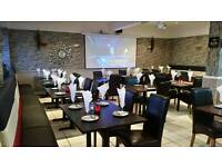 Experience waiter /waitres &delivery driver required
