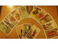 Tarot by Text is an easy stress free way to have a look at what may be in store for you.