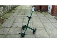Proline Golf Trolley with stroke counter
