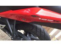 Honda cbr 125 seat fairings