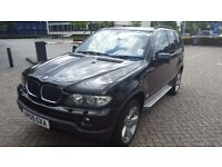 BMW X5 3.0I PETROL 2 OWNERS ONLY 90K MILEAGE EXCELLENT CAR THROUGH OUT DRIVES BEUTIFUL FULLY LOADED