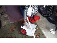 powerwheel bigfoot caravan motor mover
