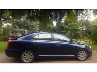 TOYOTA AVENSIS AUTOMATIC, 1.8, 57 REG, 73K MILES, HPI CLEAR, 1 YEAR MOT, DELIVERY AVAILABLE