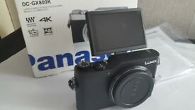 Panasonic lumix gx800 body