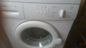 Bosch washing machine 1200
