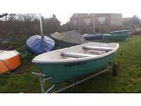 Tehri 385 Verdi boat for sale. Luton Bedfordshire