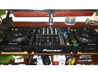 3X Pioneer cdj 1000mk2 and djm 750 mixer (excellent condition)