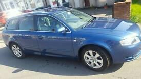 Audi a4 avant 2008 1.9 tdi