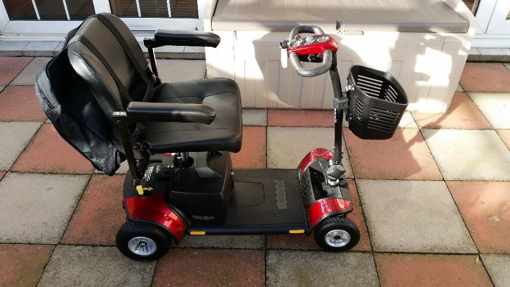 2016 mobilty scooter