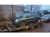 Renault clio 1.2 breaking