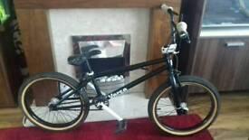 Blank verse bmx bike