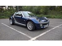 Smart Roadster 452 Convertible Coupe 2003