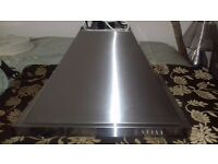 Baumatic F60.2SS Chimney Cooker Hood in Stainless Steel