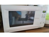 free large microwave and lawn mower