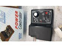N Gauge - 00 Gauge Mains Power Controller Inertia Model PE3001-I (MINT) Boxed