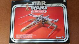 BNIB Star Wars X Wing Model with Pilot - New in original box