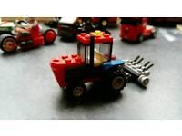 Lego tractor creator 30284