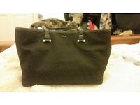 DKNY Black Tote Handbag (Genuine)