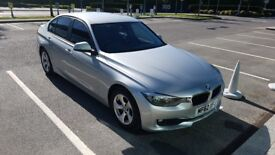 BMW 3 Series Efficient Dynamics *FREE WARRANTY* Automatic, full leather, Full BMW service history