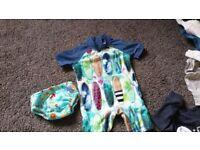 Baby boy swim suit