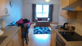 1 bed 3rd floor apartment over looking the river, Riverside Exhange, Millsands, Sheffield S3