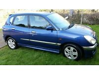 2003 Daihatsu Sirion 1.3 F-Speed F-Speed 5dr Automatic HPI Clear @ 07445775115 @ 07725982426@