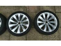 Vw passat cc 18inch alloy immaculate