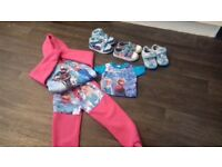 disney frozen tracksuit and trainers