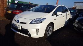 2013 Toyota Prius 1.8 Plugin Hybrid UK Model Finance Available