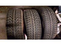Winter Tyres 4x4 Vredestein -Wintrac 4 Xtreme (set of 3)