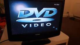 Technical tv built in DVD player